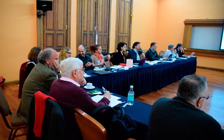 Consejo académico pastoral
