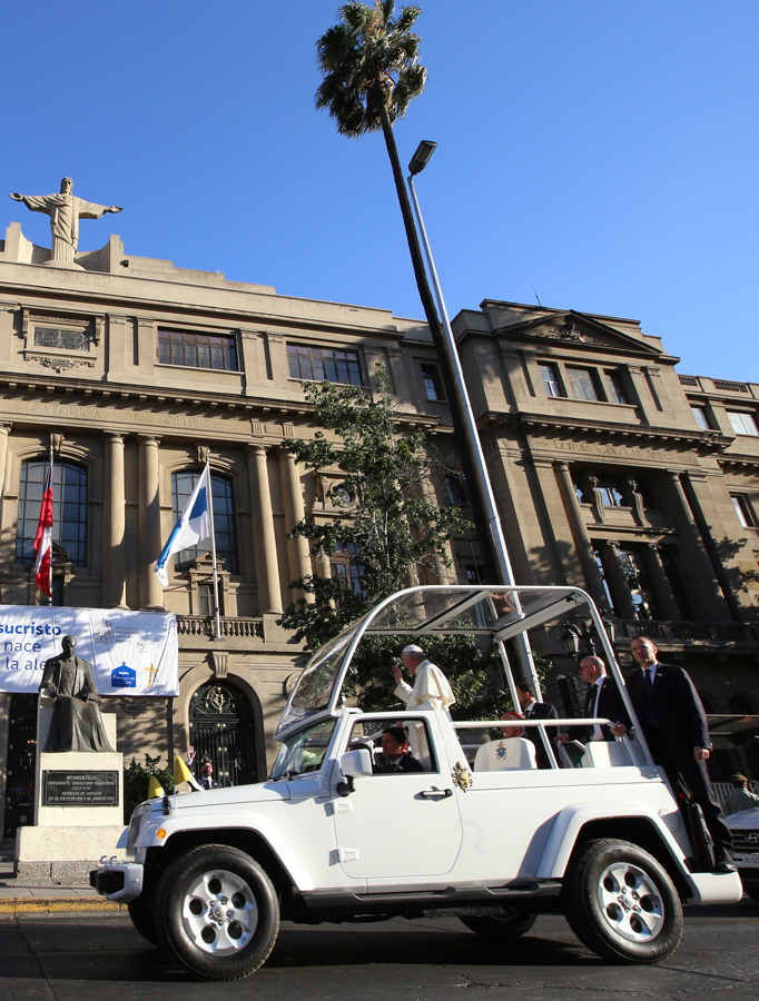 Pastoral UC - Papa Francisco