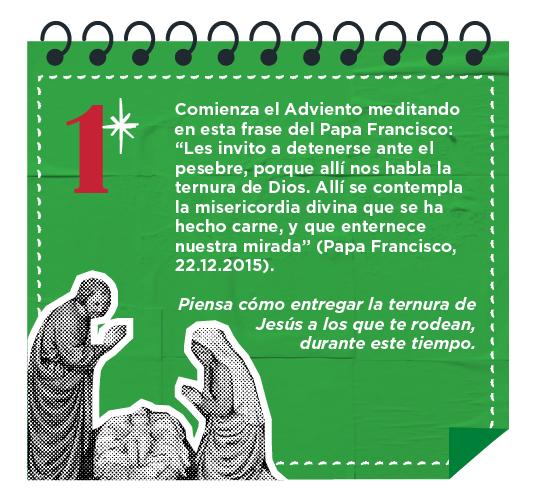 Calendario De Adviento Pastoral Uc
